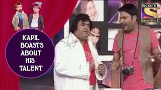 Kapil Boasts About His Photography Talent - Jodi Kamaal Ki