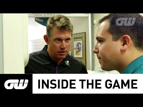 GW Inside The Game: Lee Westwood - 3D Print Store