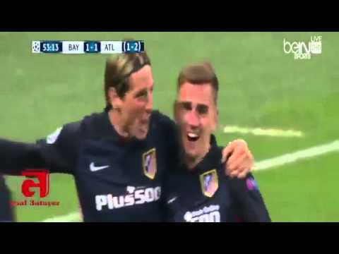 Bayern Münih 2-1 Atletico Madrid all Goals & Highlights