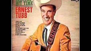 Watch Ernest Tubb Dime At A Time video