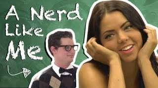 "Taylor Swift You Belong With Me parody  ""A Nerd Like Me"" by Mike Rayburn"