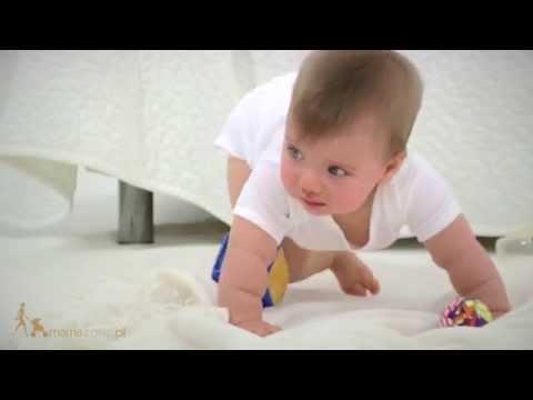 Kalendarz rozwoju niemowlaka - miesiąc 9