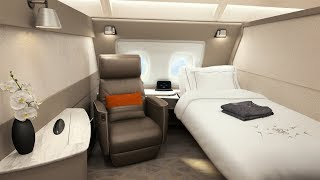 Singapore Airlines A380 First Class Suite London to Singapore (PHENOMENAL!)