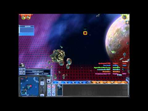 Star Wars: Empire At War Online - With Friends - Part 1