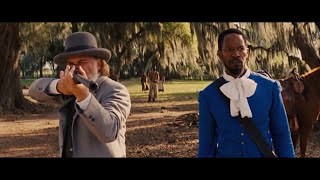Django Unchained Scene-I Like The Way You Die Boy