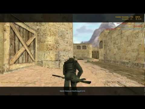 Counter-Strike - Treinando com os bots