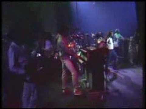 Bob Marley - Natty Dread - Live