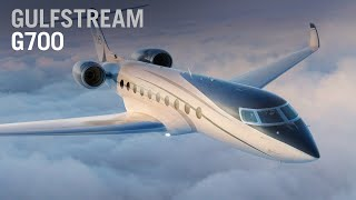 Gulfstream introduces the G700 as the new flagship of its business jet family – AIN