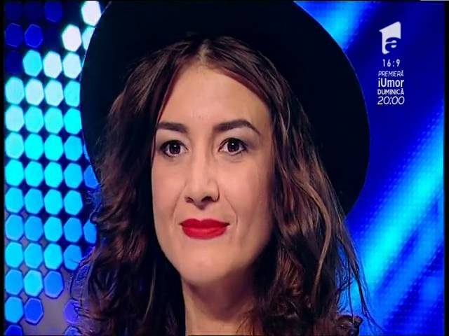 Prezentare: Ana Maria Mirică a venit încrezătoare la X Factor