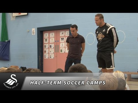 Swans TV - Half-term Soccer Camps