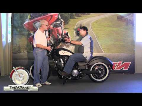 Victory Motorcycles: Cruiser Riding Position Comparison - Victory Judge. Cross Roads and High-Ball