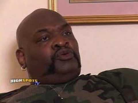 Ahmed Johnson Shoot Interview (2006)