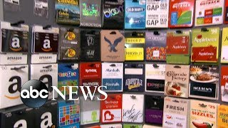 New warning on gift card scams amid holiday rush