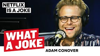 Adam Conover Warns Of 3 Cultural Parasites | What A Joke | Netflix Is A Joke