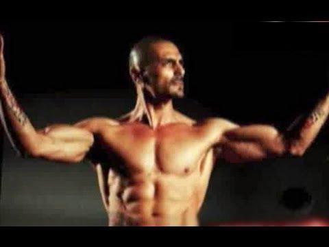 Arjun Rampal's new look for Chakravyuh - YouTube  Arjun