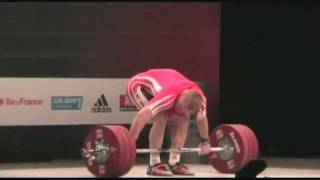 Andrei Rybakov - snatch world champion