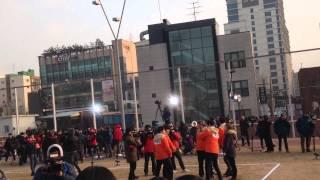 SHINHWA AT EWHA 20150217 ,Shin Hye Sung,Kim Dong Wan,Lee Min Woo,Eric