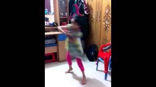 Madhobi Lata By Kanon Devi - Exclusive Sweet Bangla Dance by Sayonti (Munni Daughter) - Sazzad Kabir