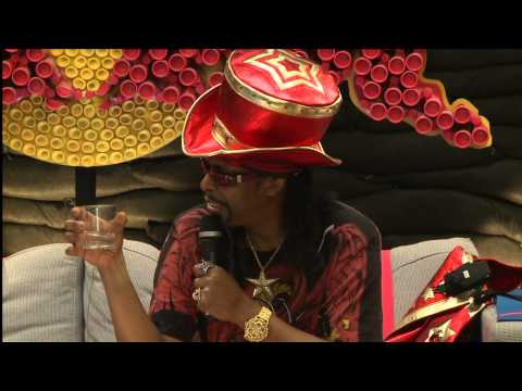 Bootsy Collins on Get Up (Sex Machine)