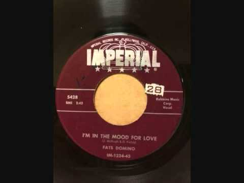 Fats Domino - Im In The Mood For Love