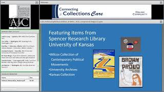 C2C Care: Preserving Artifacts of Free Speech: Caring for Political Memorabilia