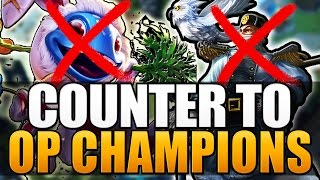 COUNTER TO CURRENT OP META CHAMPS | Cassiopeia Guide/Tips & Tricks - League of Legends
