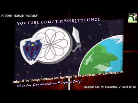 Hidden Human History Hypothesis (Theory) Slowed Down Version by ExomatrixTV 2012