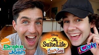 GUESS THE CHILDHOOD THEME SONG!! (w/ JOSH PECK)