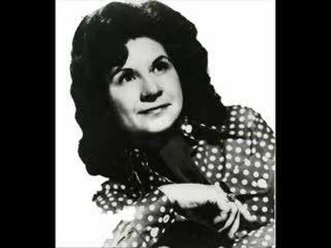 Kitty Wells - If Teardrops Were Pennies