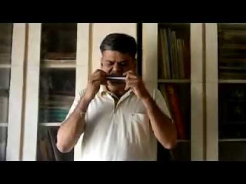 Jan Gan Man - Indian National Anthem On Harmonica By Urvish Kothari video