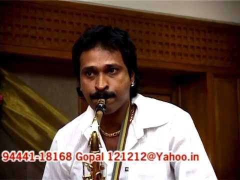 Chennai  Instrumental Violin And Sax video