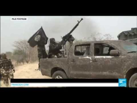 NIGERIA - Boko Haram militants suspected of suicide bombings