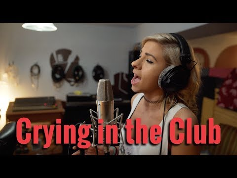 Camila Cabello - Crying in the Club (Andie Case Cover)