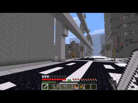 Виживание в Minecraft [Horizon City] #8