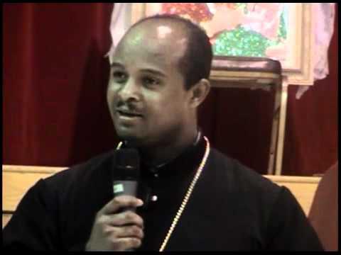Ethiopian Orthodox Tewahedo Ahadu Asres sebket ቅዱሳት መፅሃፍት Part 1 of 2