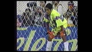 Penales : México vs Perú (Copa América 1999)