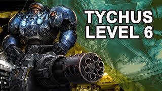 Starcraft 2 Co-op: Tychus from 6 to 7