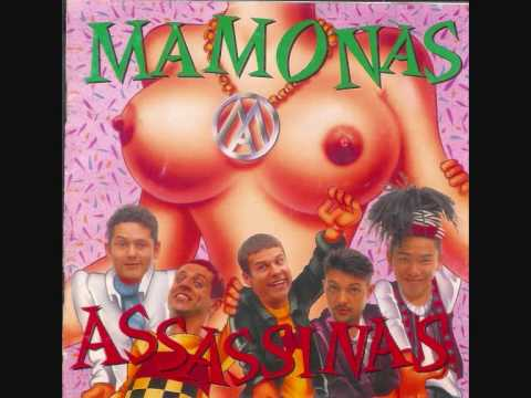 Mamonas Assassinas - La Vem O Alemao