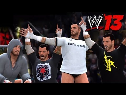 WWE '13 Community Showcase: CM Punk (Xbox 360)