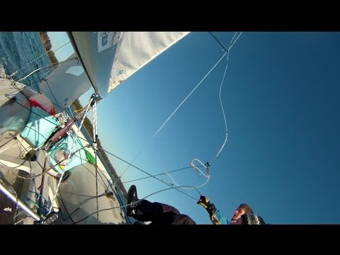 420 Trapeze Fail || Sailing Team Eklund
