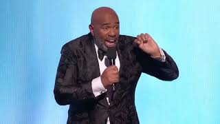 NFL Honors - Steve Harvey on Baker Mayfield