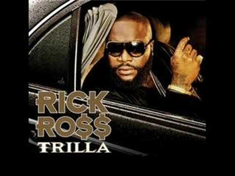 Rick Ross Ft. T-Pain -The Boss (Dirty)