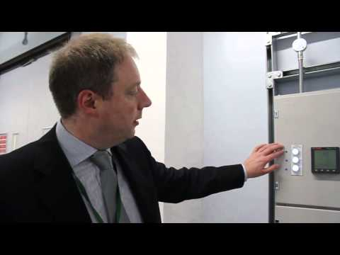 Uptime Institute Tier III Gold Certification Owner Fujitsu data center tour