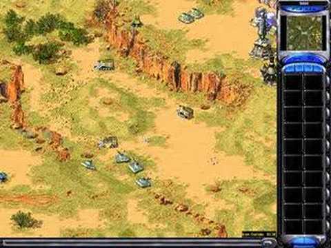 Red Alert 2 - компьютерная игра, продолжение стратегии в реальном времени R