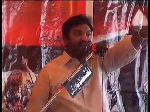 Zakir Muntazir Mehdi Majlis 20 ramzan 2018 Khudpur Lahore