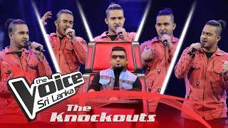 Suranga Anjana | Ahan Inna The Knockouts | The Voice Sri Lanka