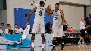 Summer League: Orlando Magic vs Philadelphia 76ers