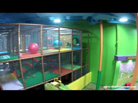Red Deer Treehouse Indoor Playground virtual Tour