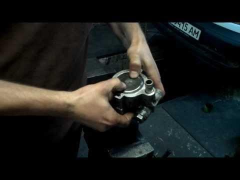 Ремонт насоса гидроусилителя своими руками рено логан