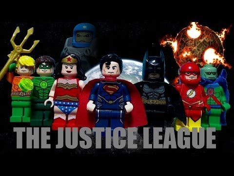 LEGO Justice League Gods Among Men Trailer